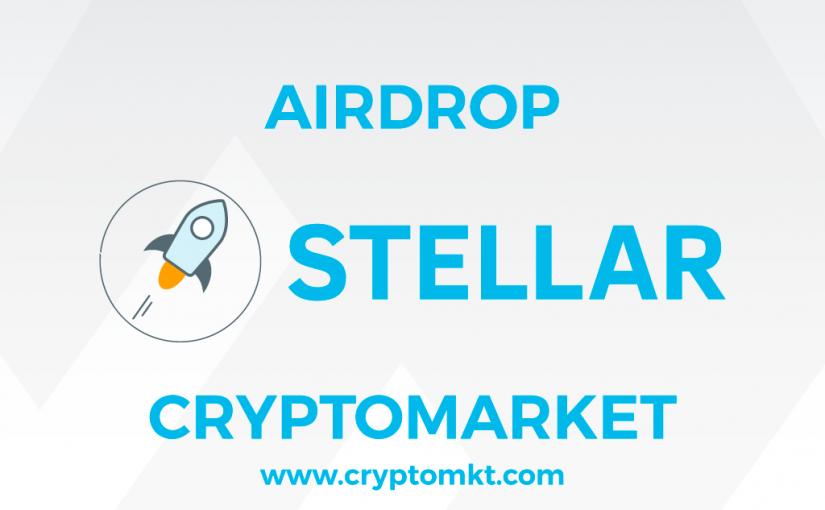 Asociación entre CryptoMKT y Fundacion Stellar presentara a Steller Lumens para sus usuarios